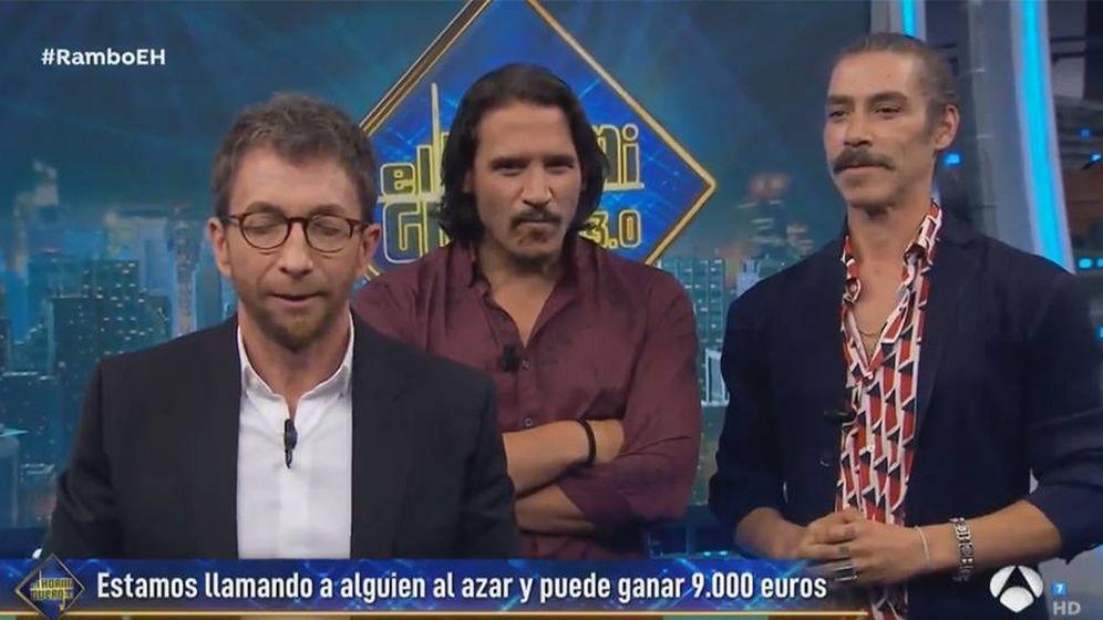 Foto: Una pareja gana 9.000 euros en El Hormiguero. Foto: Twitter