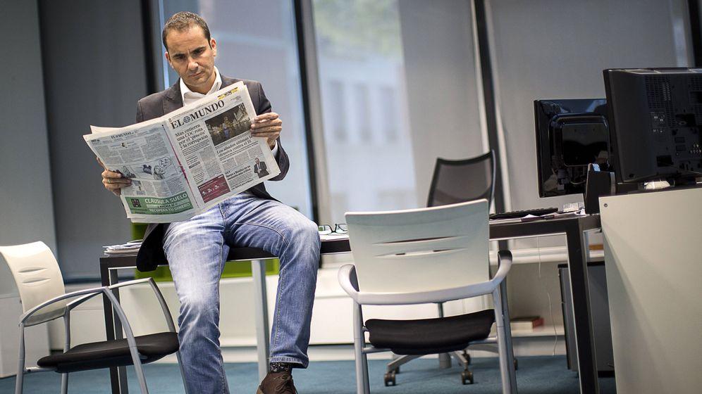 Foto: El diario 'El Mundo' será el más afectado por el duro ajuste que acometerá Unidad Editorial. (EFE)