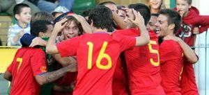 La Selección española Sub-21 se enfrentará a Croacia en la eliminación previa