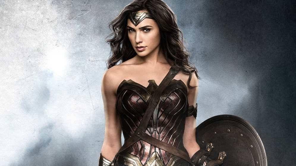 Foto: Cartel de la película 'Wonder Woman'