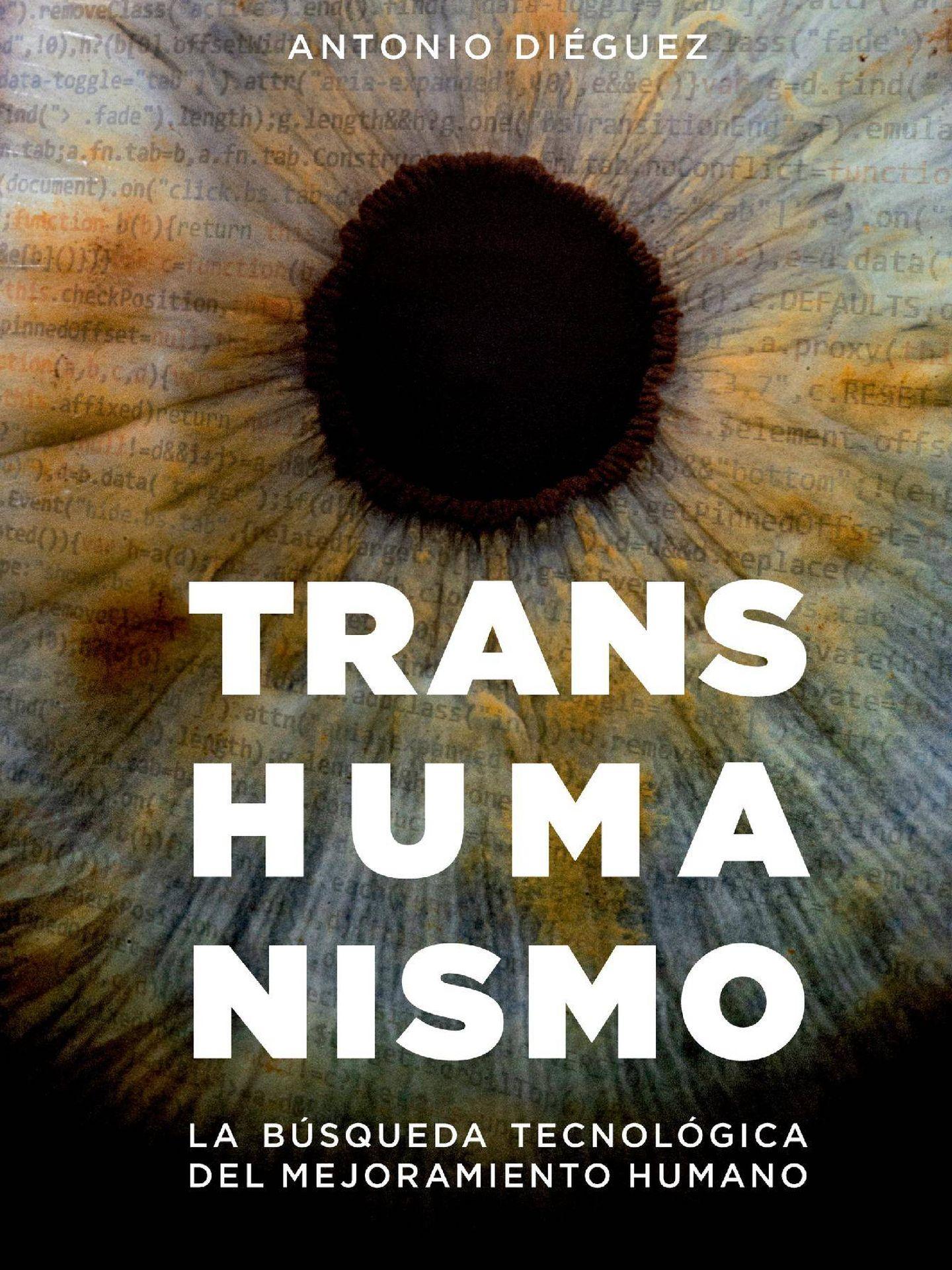 Cubierta de 'Transhumanismo'. (Herder)