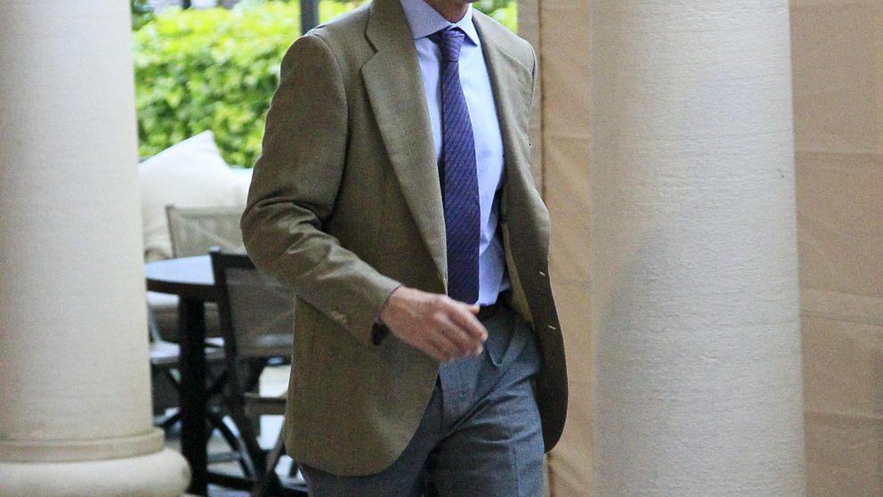 Alessandro Lequio: Javier Merino ha sido un apaño para Mar Flores