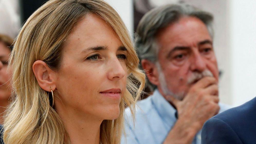 Foto: La nueva portavoz del Partido Popular en el Congreso, Cayetana Álvarez de Toledo. (EFE)