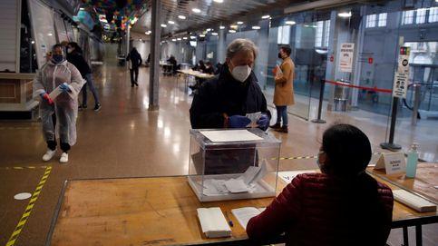 Las juntas electorales aceptan 22.000 de las 34.000 alegaciones presentadas en el 14-F