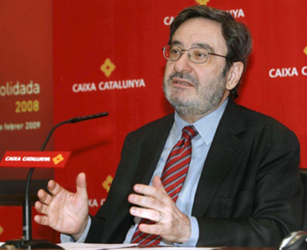 Foto: Caixa Girona y Tarragona se resisten a fusionarse con Caixa Catalunya