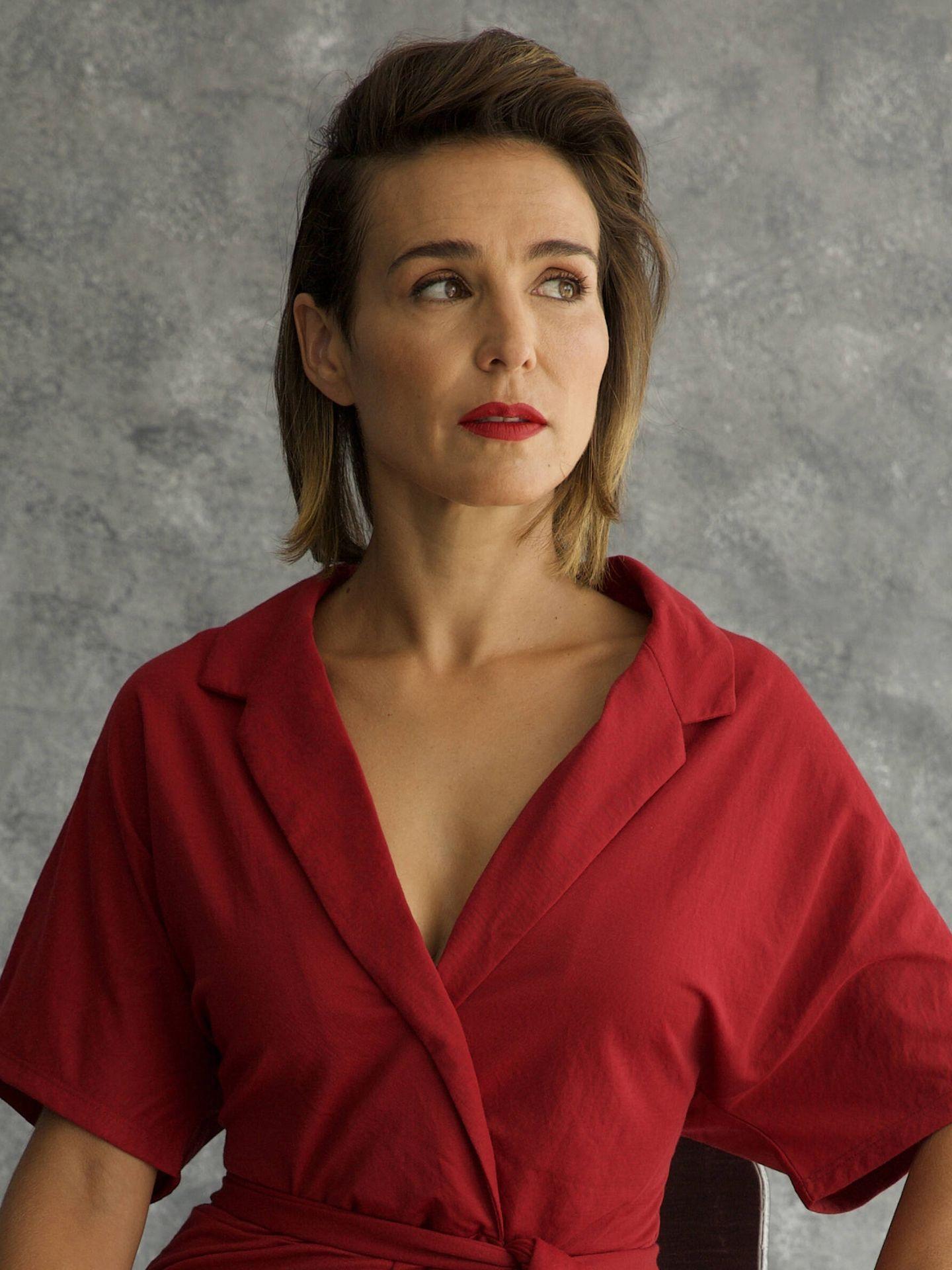 La directora, dramarturga y actriz Inge Martín (Joaquín Fuertes)