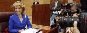 Esperanza Aguirre propone listas abiertas para las próximas elecciones autonómicas