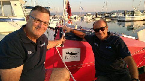 Gesta española en la regata más dura: cruzar el Atlántico a remo (y tarjeta dorada)