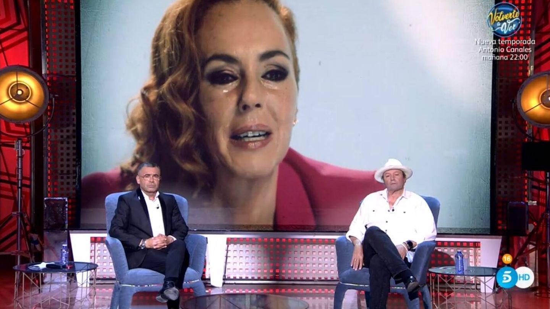 Jorge Javier y Mohedano. (Telecinco).