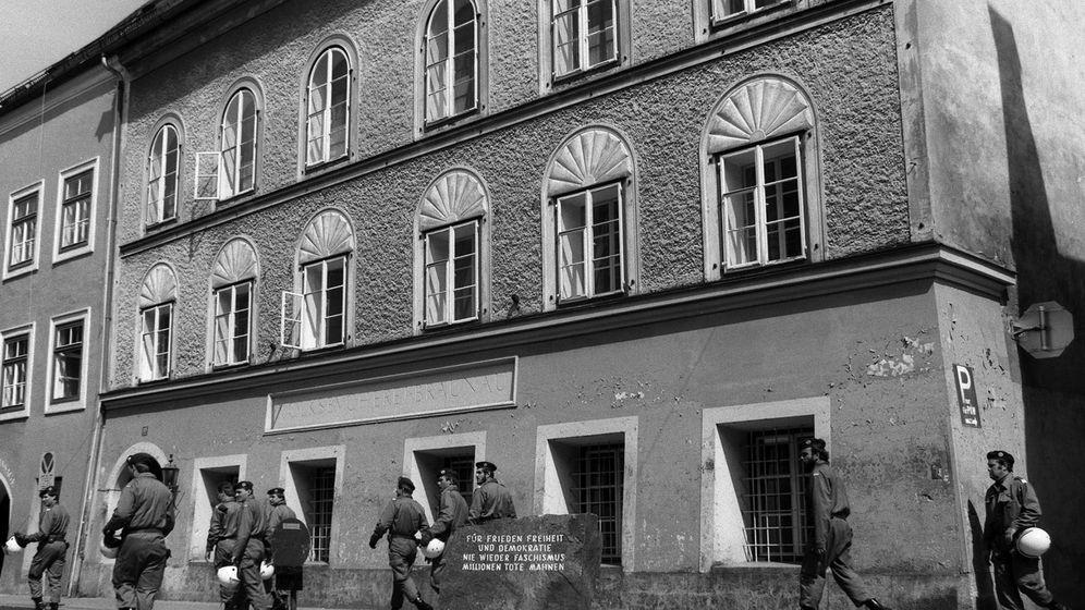 Foto: La casa natal de Hitler fue expropiada en 2017
