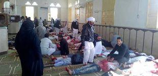 Post de Al menos 270 muertos en un atentado contra una mezquita en el Sinaí egipcio