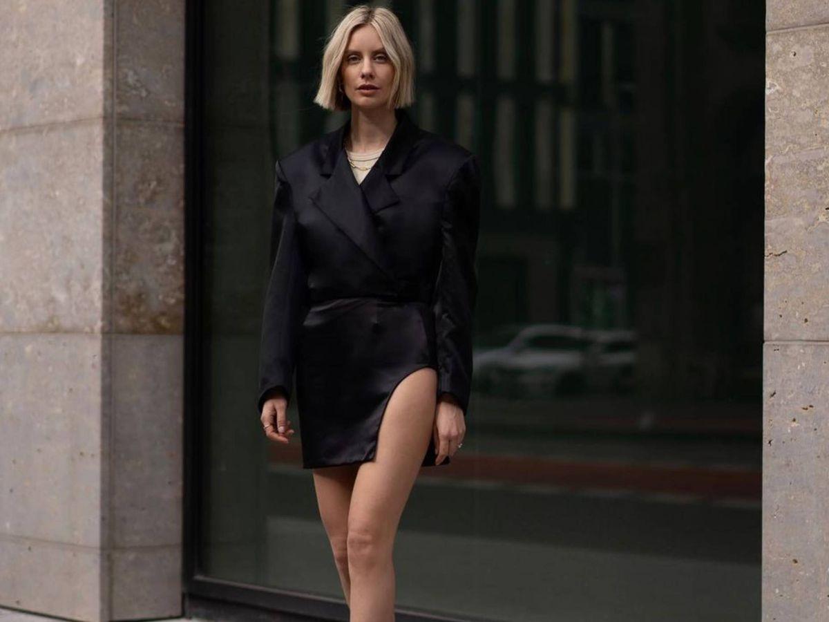 Foto: La nueva falda corta de tendencia que triunfa entre las expertas. (Instagram @lisahahnbueck)