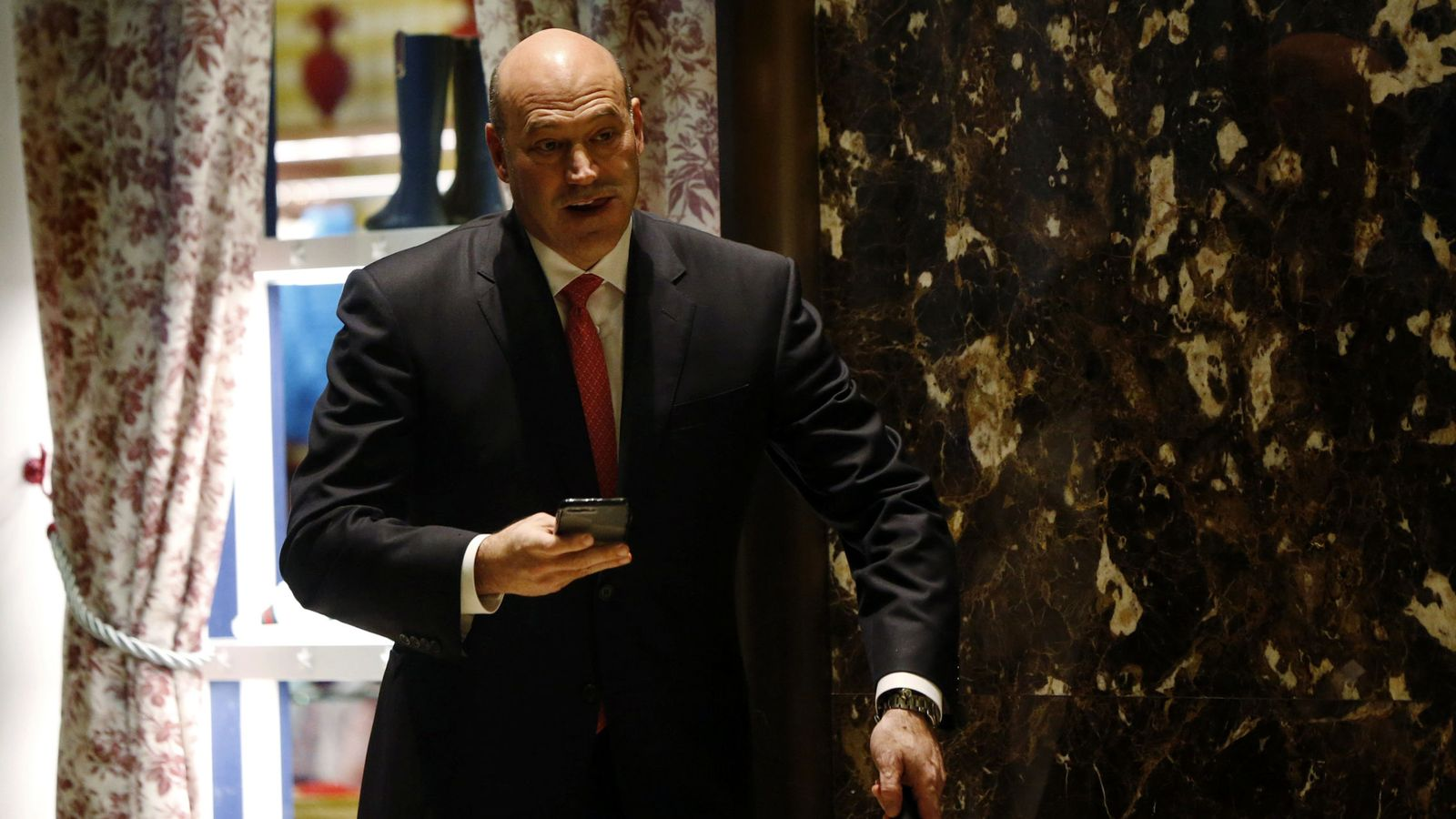 Foto: El presidente de Goldman Sachs, Gary Cohn. (Reuters)