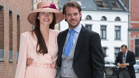 Los príncipes Felix y Claire de Luxemburgo, padres por segunda vez de un niño