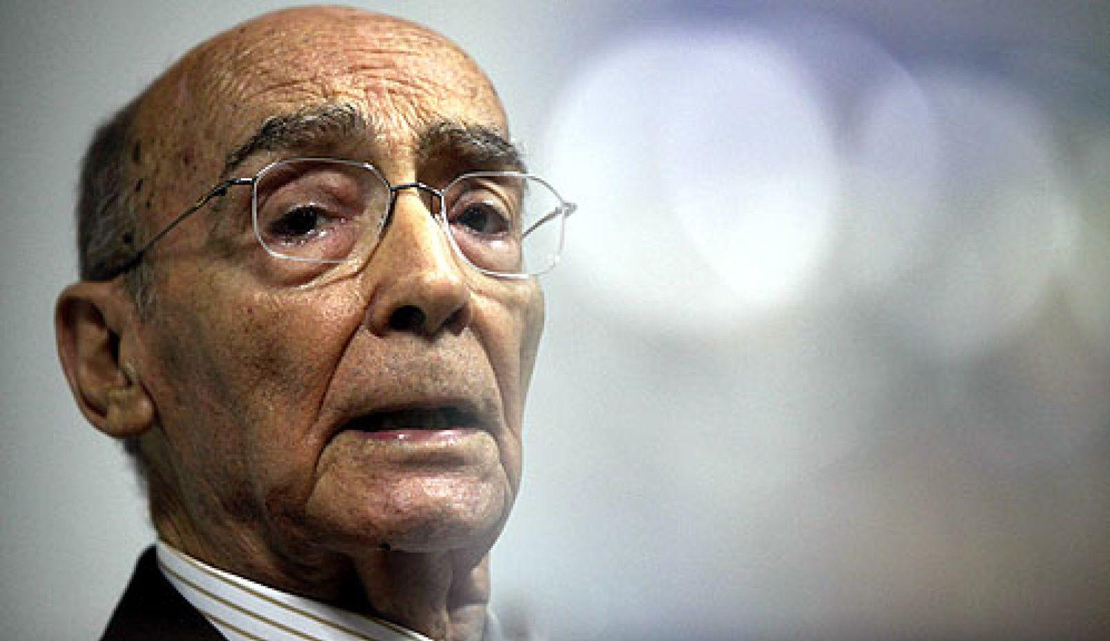 Foto: Saramago y los males de la modernidad