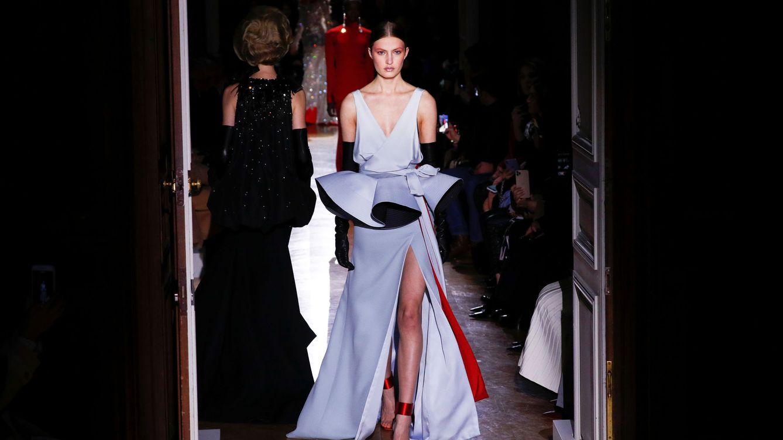 Foto: La colección de Valentino 2020. (Reuters)