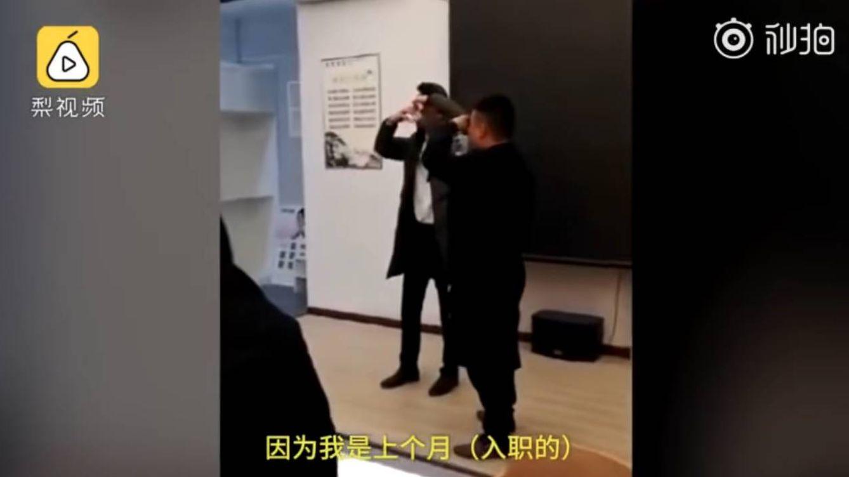 Comer cucarachas y beber orina: los castigos de una empresa china a sus empleados