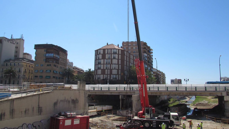 El Vía Crucis del Metro de Málaga: 11 años de obras y aún sin fecha para llegar al centro
