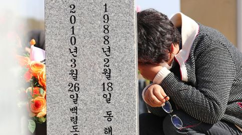 Aniversario del suceso de Cheonan y subasta de sellos imperiales: el día en fotos