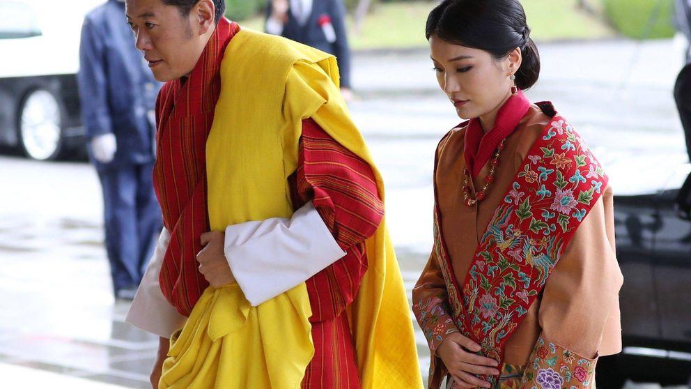 Los reyes de Bután esperan su segundo hijo para la primavera de 2020