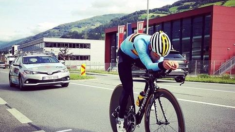 Nace una 'bestia': Evenepoel, el exfutbolista belga que deja de piedra al ciclismo mundial