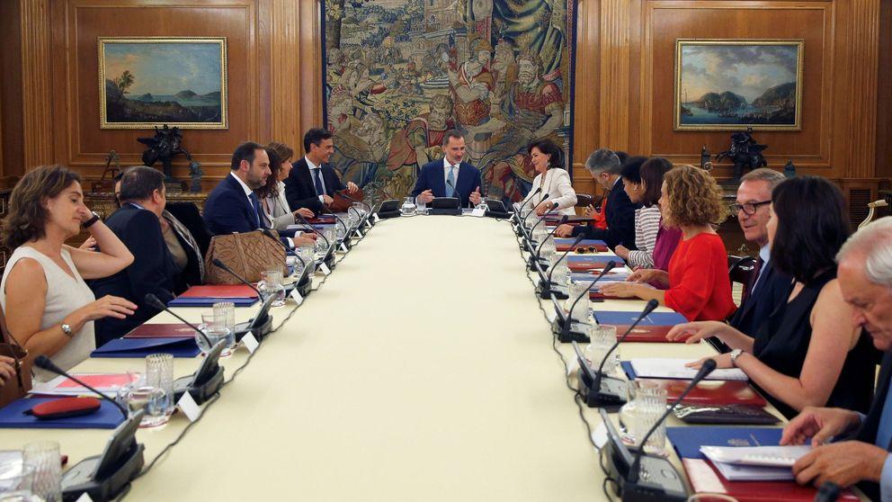 Corinna: a Podemos no le vale con el CNI y exige una comisión que el PSOE niega