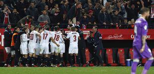 Post de El Sevilla también frenó la racha del Madrid y sin estar primado por la Real