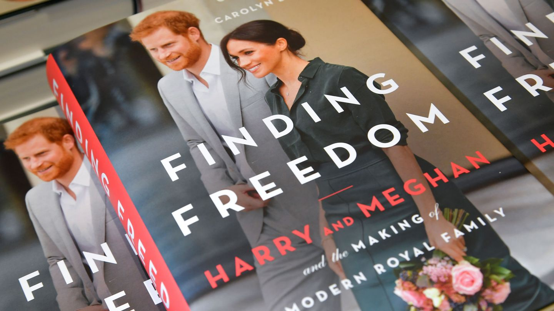 La biografía no oficial pero sí autorizada de Meghan y Harry. (Reuters)