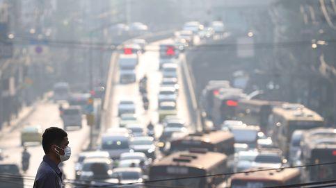 Polución, ruido y calor causan 1.900 muertes en Madrid y Barcelona