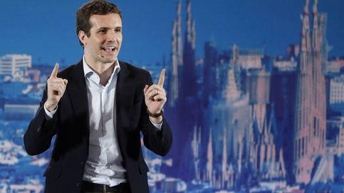 Pablo Casado: Barcelona debe ser el kilómetro cero de Cataluña y de España