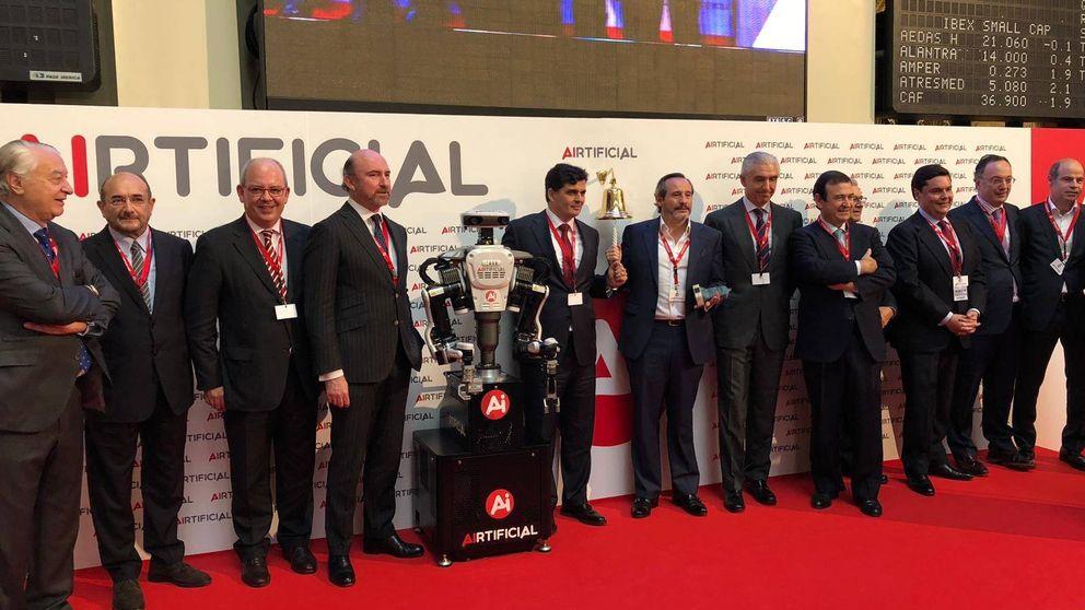 Airtificial lanza ampliación de capital de 15 millones respaldada por Black Toro