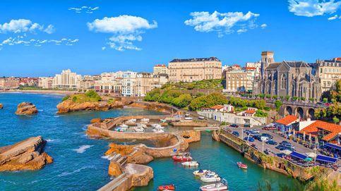 Biarritz, entre la majestuosidad de París y la bohemia del surf