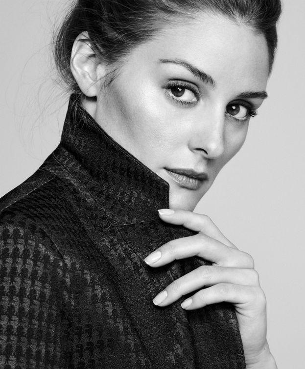Foto: Olivia Palermo. (Imagen: Karl Lagerfeld)