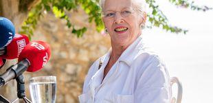 Post de La preocupación de Margarita de Dinamarca: uno de sus nietos, con afección respiratoria