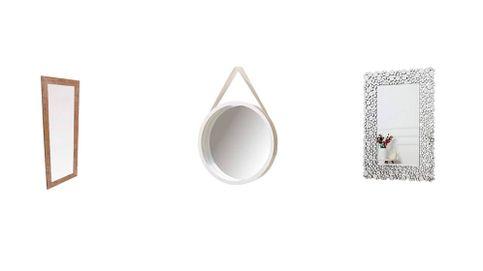 Los espejos de pared que necesitas para decorar tu casa con todo el estilo