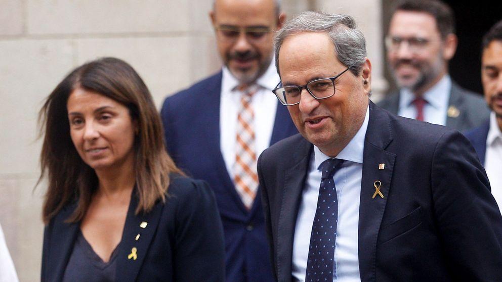 La Generalitat insiste en debatir de todo y lamenta el no de Sánchez al referéndum