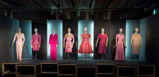 Post de El Museo del Traje se tiñe de rosa con La Vie en Rose