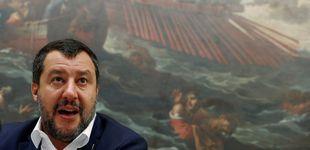 Post de Salvini bloquea la llegada de un barco hasta que la UE pacte la reubicación de migrantes