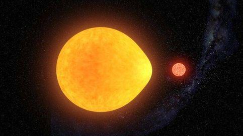 Descubren por primera vez una estrella pulsante en un solo lado