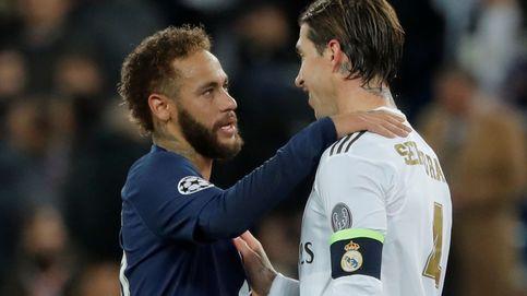 Sergio Ramos se acerca a Neymar: crecen sus opciones de recalar en el PSG