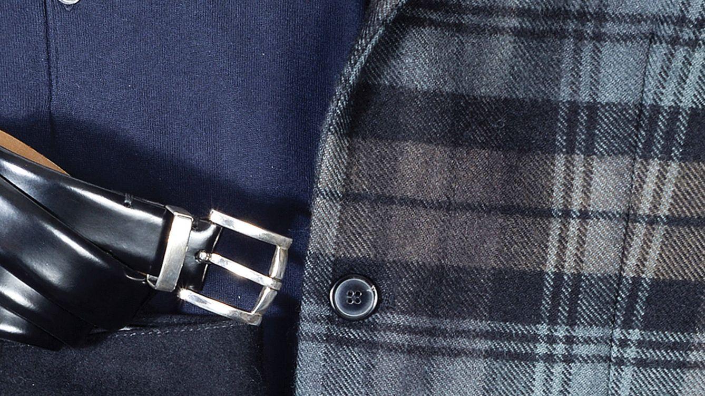 Foto: La combinación de colores y tejidos forma parte indispensable del manual del gentleman.