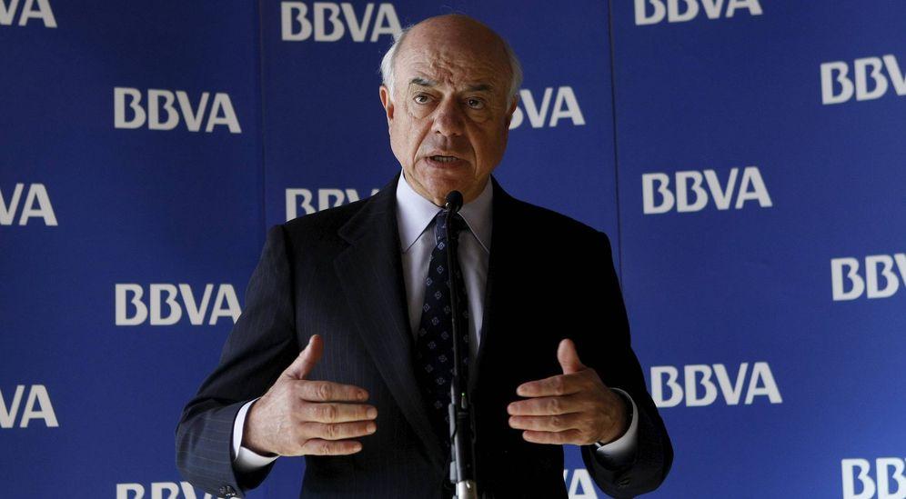 Foto: Francisco González, presidente de BBVA. (Efe)