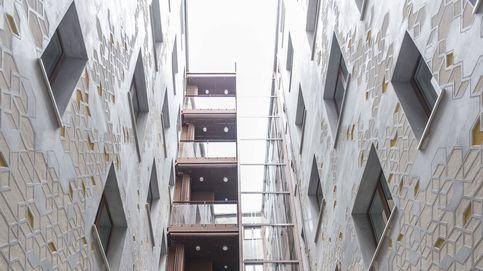 Una gran fortuna francesa prueba suerte con pisos de lujo en el centro de Madrid