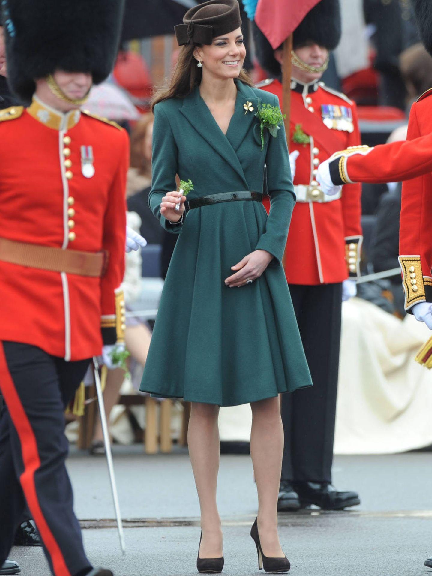 La duquesa de Cambridge, en 2012. (Reuters)