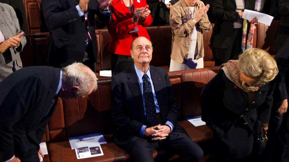 Foto: El expresidente francés Jacques Chirac en 2011. (Reuters)