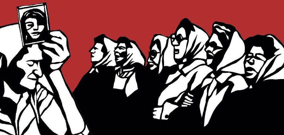 Foto: Ilustración de Mirimam Klein para 'Mujeres radicales del mundo'. (Capitán Swing)
