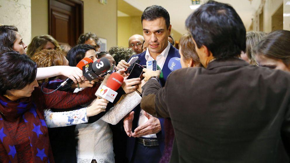 El PSOE se ve con más opciones para gobernar, pero no tiene pactos atados