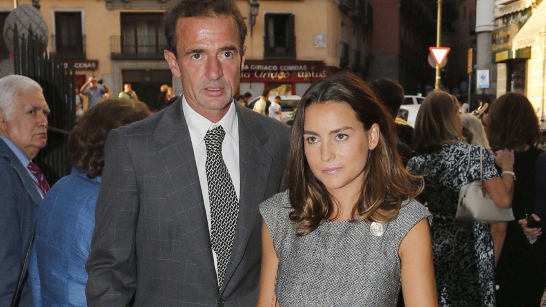 Foto: Alessandro Lequio y María Palacios en una imagen de archivo (Gtres)