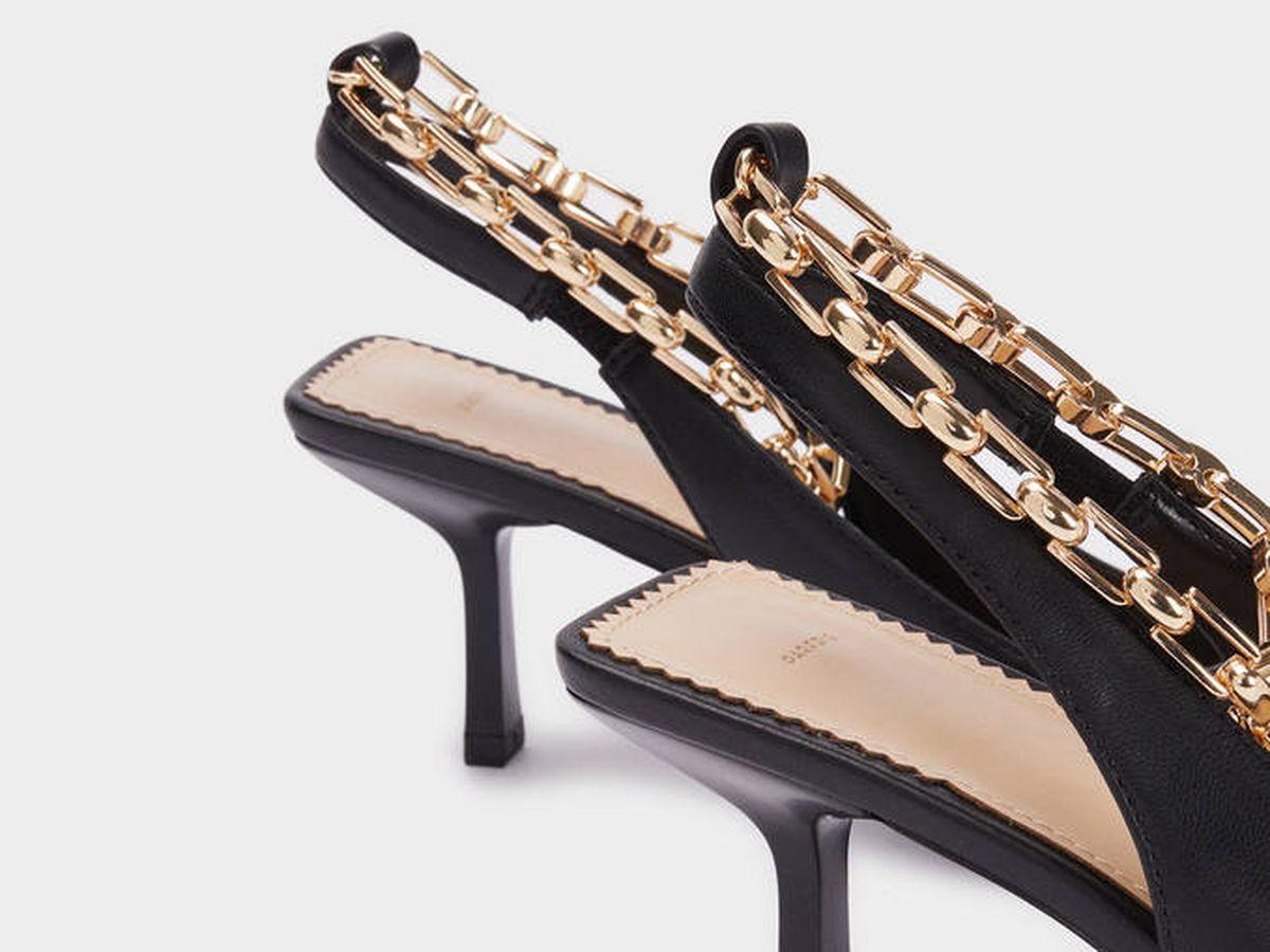 Foto: Zapatos de tacón de Parfois. (Cortesía)