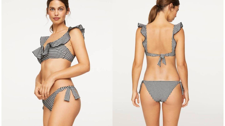 Otro bikini de Oysho. (Cortesía)